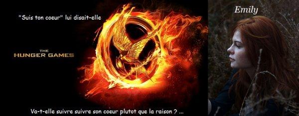 Les Hunger Games ou les jeux du c½ur ? Follow her heart.