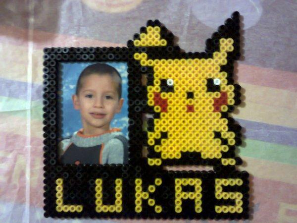 Pikachu cadre
