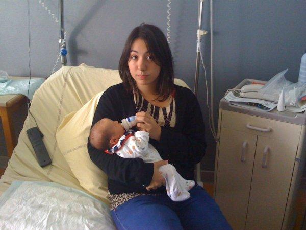 naissance de mon neveu