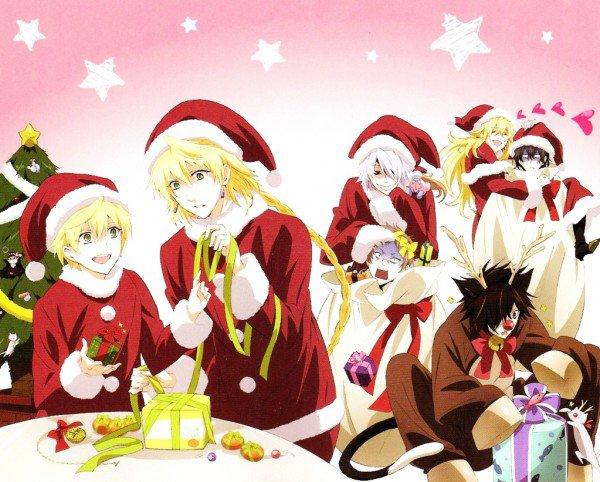 OS Noël