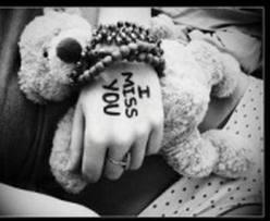 i miss you =(