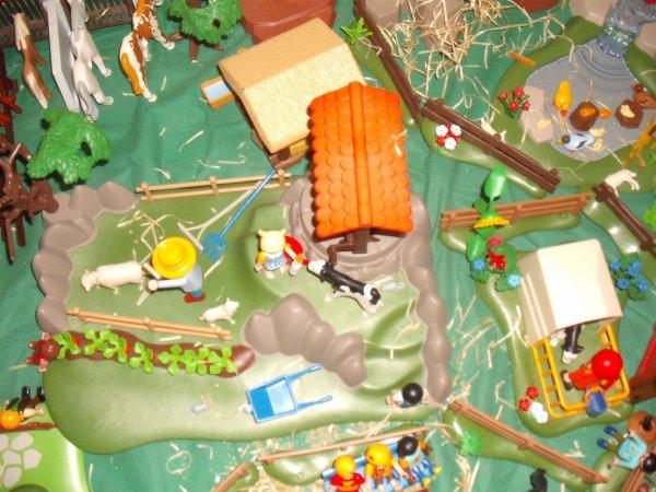 Suite de la ferme (fin de l'aménagement) 2