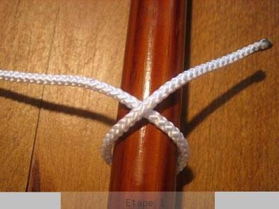 Noeud d'amarrage: Noeud de cabestan