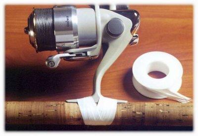 Trucs et astuces: Porte moulinet sans bagues