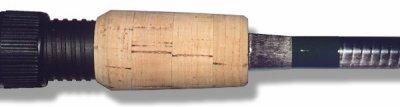 Trucs et astuces: Montage de canne: Pose d'un porte-moulinet fixe
