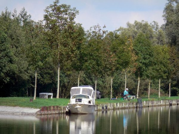 Trucs et astuces : Comment pêcher en canal.