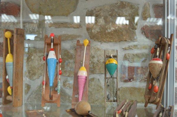 Le matériel de nos ancêtres.