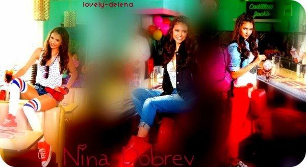 Photo Shoot Coup de Coeur de Nina + Interview Beauté de Nina