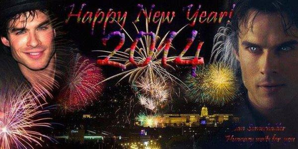 Bonne année à tous et à toute !!!!