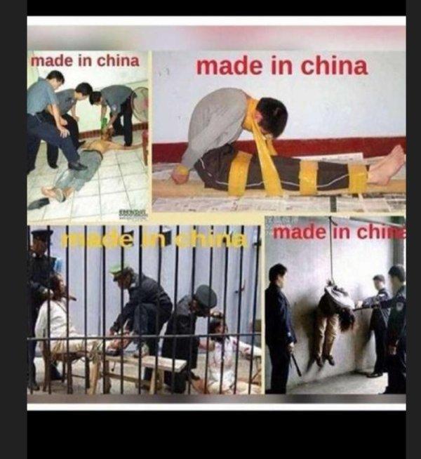 COUP DE GUEULE !! MUSULMANS TORTURÉS EN CHINE !!