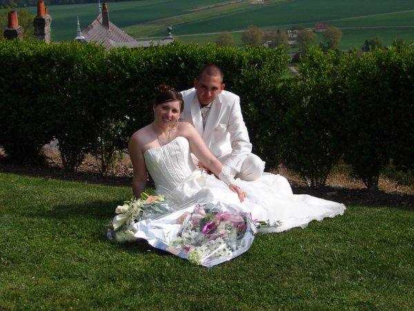 notre mariage 16/04/2011