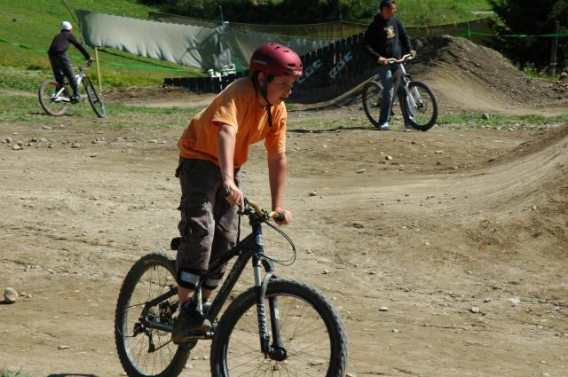dirt and freeride