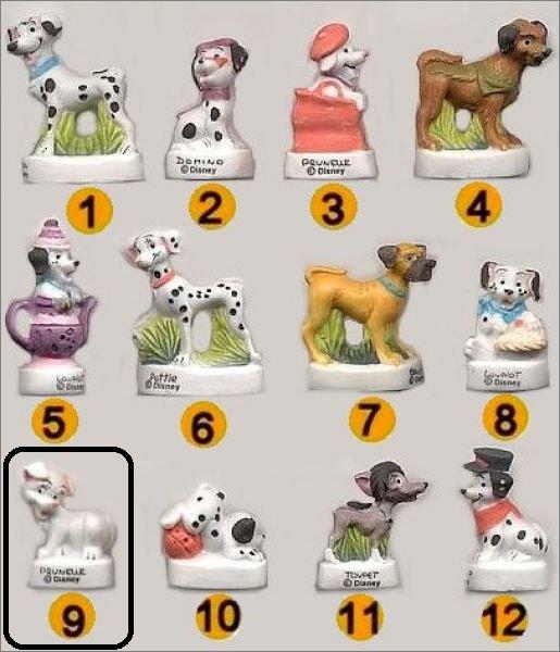 101 dalmatiens mat