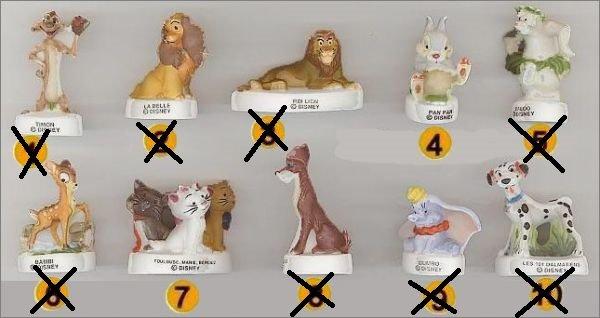 animal friends mat 2009