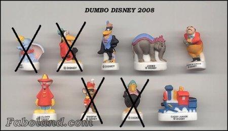 dumbo 2008 mat