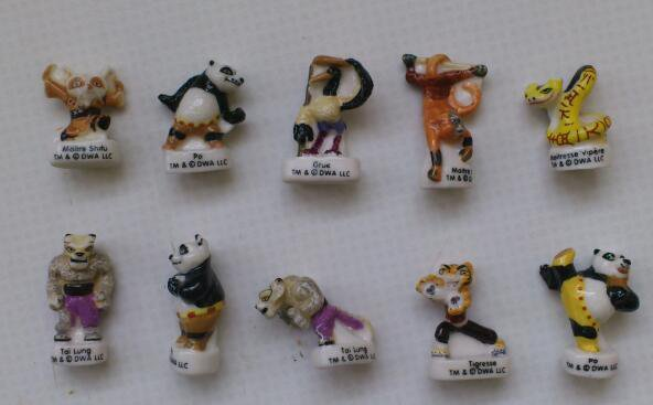 serie kung fu panda