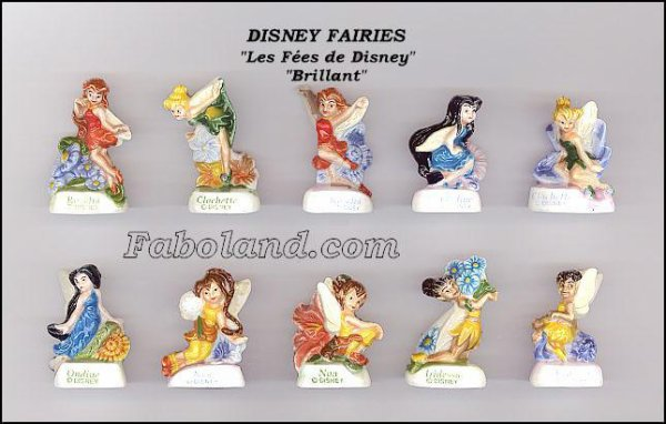 fairies disney brillant