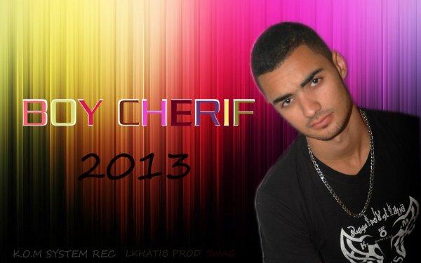 boy cherif solo (2013)
