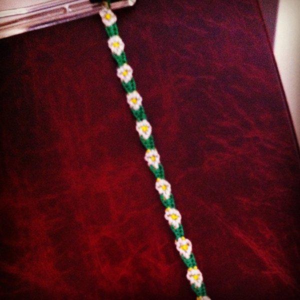 Bracelet Fleur (3¤, frais de port inclus)