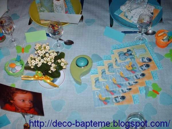 Articles de deco bapteme tagg s d coration bapt me blog de deco - Idee deco salle bapteme ...