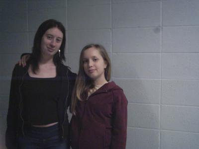 moi et Laure!