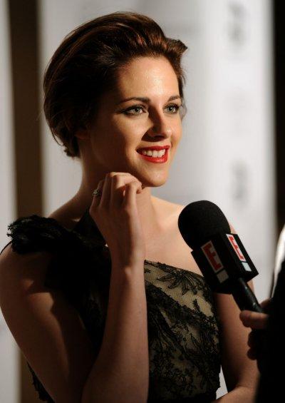 Kristen a la premiere de Welcome to the Riley...