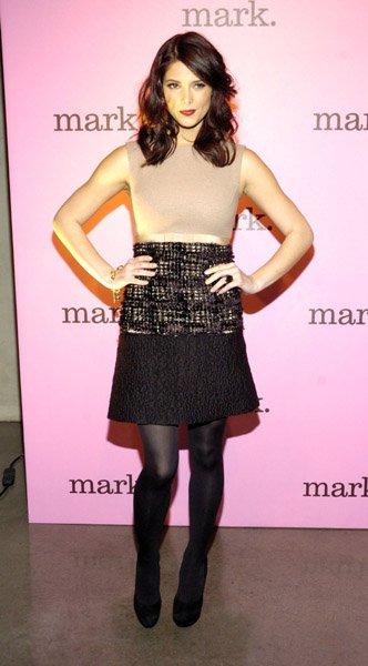 Ashley au Mark Inside  Studio a NY - 11/11