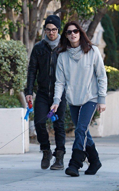 Ashley et Joe de sortie le 26 novembre !