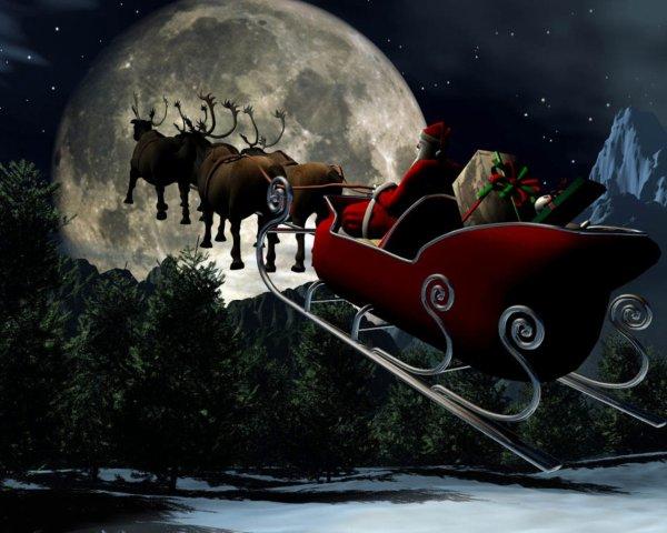 Vive JC et la fête commerciale de Noël! :D
