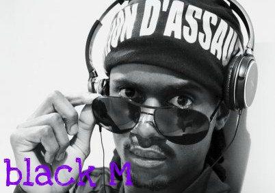 Sexion d'assaut ; Black Mesrimes ♥♥