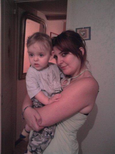 mon fils et mwa