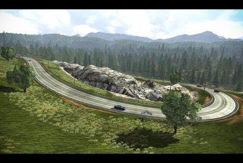 Route de montagne #2
