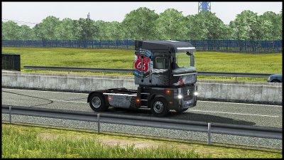 Renault Magnum Route 66 #2