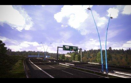 La signalisation routière dans le monde d'ETS2