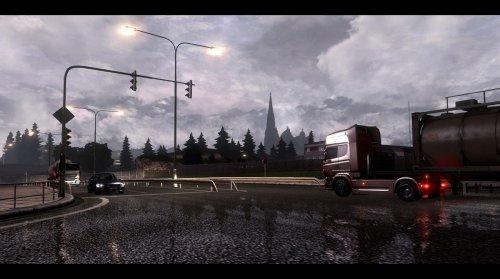 Nuit pluvieuse toujours en Autriche (suite)
