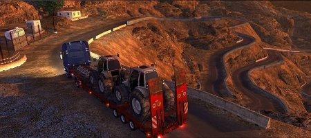 Deux nouvelles images de Scania Truck Driver
