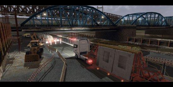 Scania Truck Driving Simulator, nouvelles images en exclu !