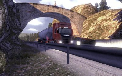Scania Truck Driving Simulator - Nouvelles images !!