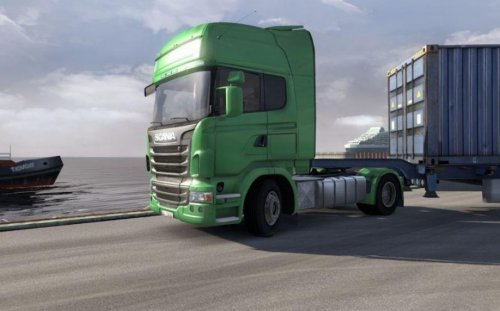 Scania Truck Driving Simulator - Nouvelles images !
