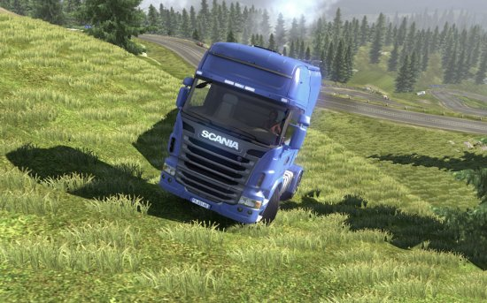 Scania Truck Driving Simulator - 3 nouvelles images
