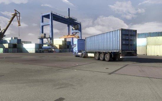Scania Truck Driving Simulator - 2 nouveaux fonds d'écran