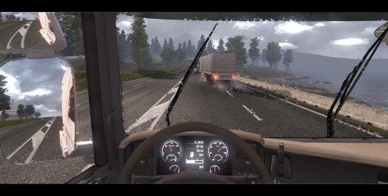 Scania Truck Driving Simulator - Mode Libre