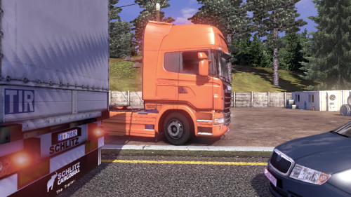 Scania Truck Driving Simulator - Images Gameplay