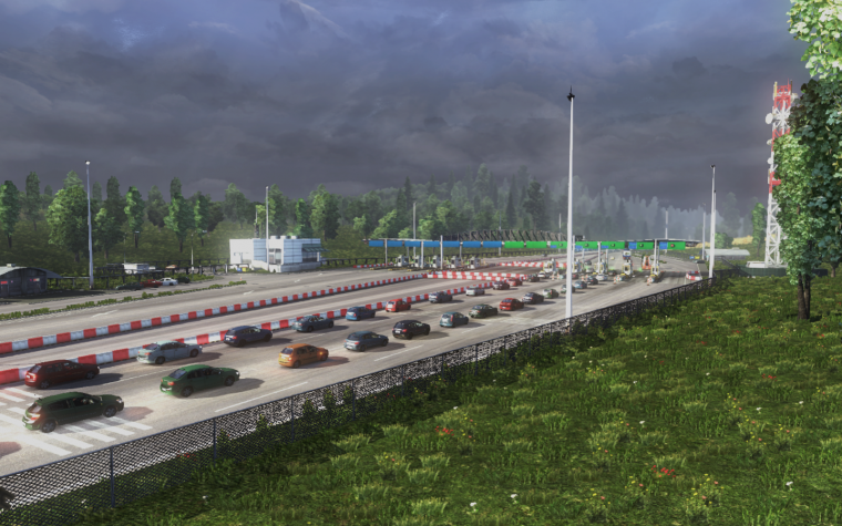 ETS2 - Patch 1.3.51 en test