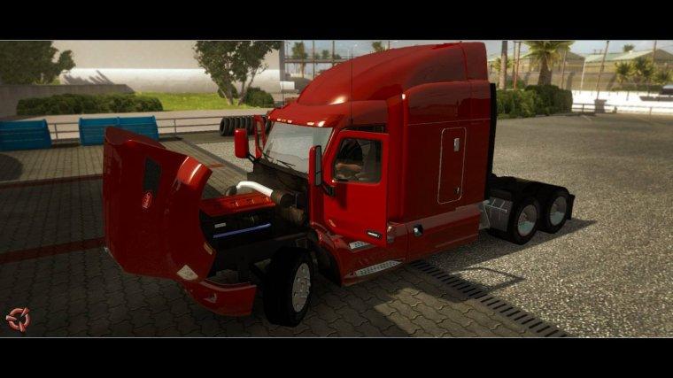 Interview de Pavel Sebor concernant American Truck Simulator!