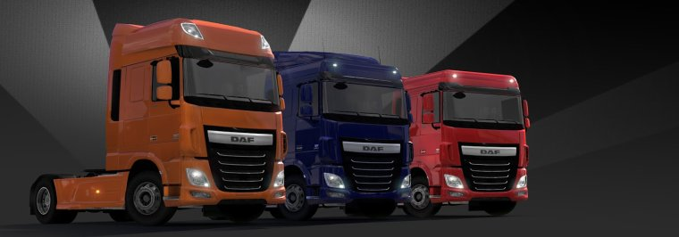 DAF XF Euro 6 disponible en bêta officielle sur Steam (ETS2)