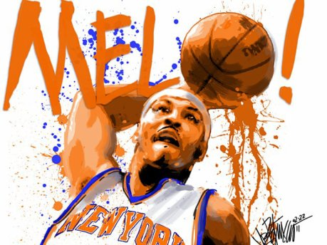Carmelo Anthony - Biographie