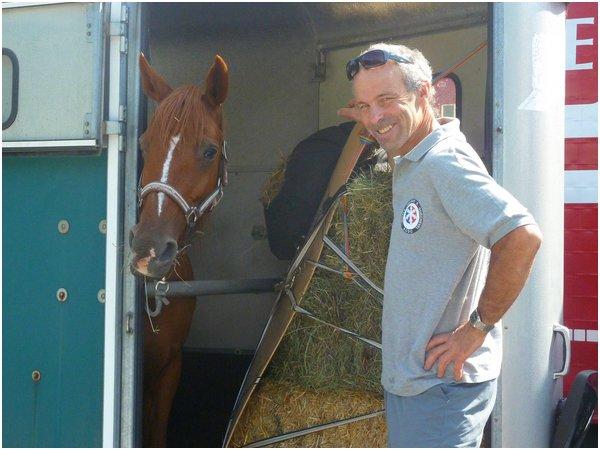 Mon poney, c'est le plus mieux meilleur de tous les poneys (roux surtout !!)