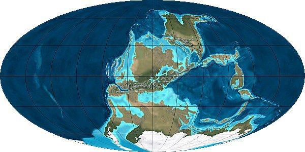 Quand les dinosaures peuplaient l'Antarctique (article documentation)