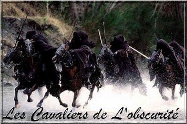 Chapitre 24 : Les Cavaliers de l'obscurité